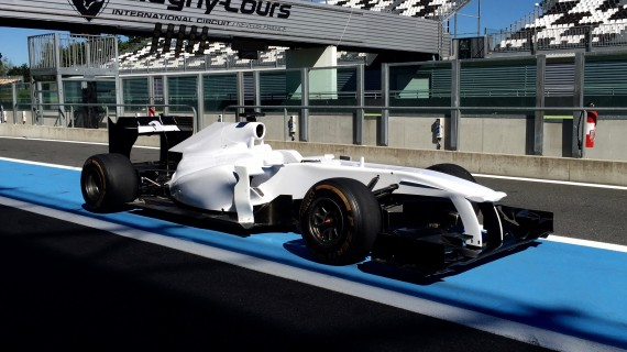 Stage de pilotage F1 Williams FW33 au Circuit de Magny-Cours Grand Prix