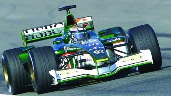 Conduzir um Formula 1 - Prata
