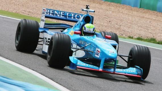 Conducir un Formula 1 - Bronce
