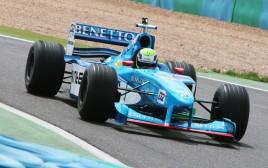 Formula 1 driving: bronze