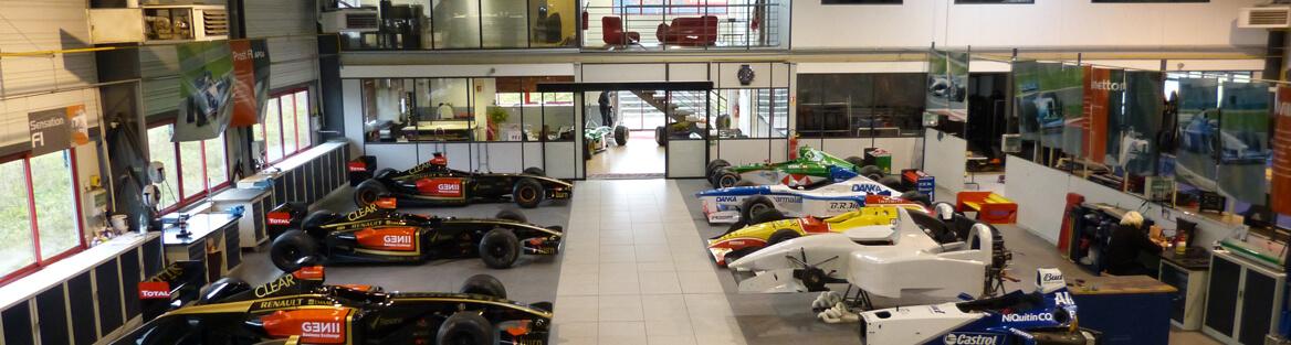 atelier LRS Formula
